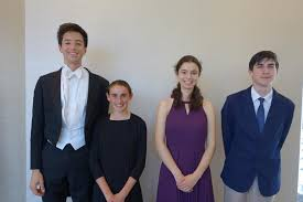 2018 PSAF Scholarship Winners